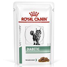 Royal Canin VET Chat Diabetic 12x85g