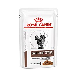Royal Canin VET Chat Gastro Intestinal Moderate Calorie 12x85g