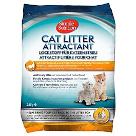 Simple Solution Cat Litter Attractant Lockstoff für Katzentoilette