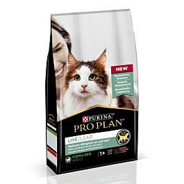 Pro Plan Cat Nourriture pour chats LiveClear Adult Saumon 1.4kg