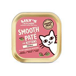 Lily's Kitchen Nassfutter für Jungkatzen Curious Kitten 19x85g