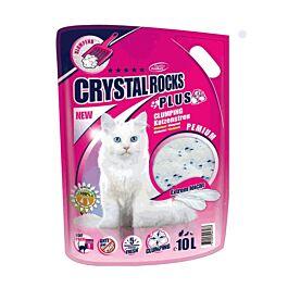 Crystal Rocks Plus Katzenstreu,10L