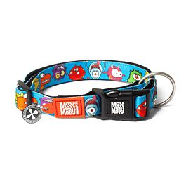 Max & Molly Smart ID Collier pour chiens Little Monsters