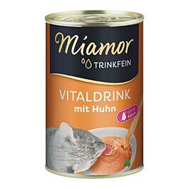 Miamor Trinkfein Vitaldrink für Katzen 135ml
