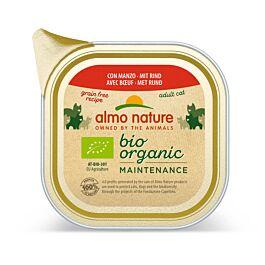 Almo Nature PFC Biorganic Adult en barquette