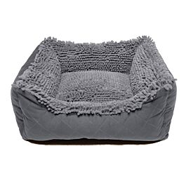 Dog Gone Smart Lit pour chiens Dirty Dog Lounger Bed Cool Grey différentes tailles
