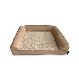 Freezack Orthopädisches Hundebett Soft-Air bed braun