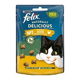 Felix Nourriture pour chats Naturally Delicious Poulet