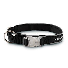 Freezack Leuchtendes Hundehalsband Comet schwarz