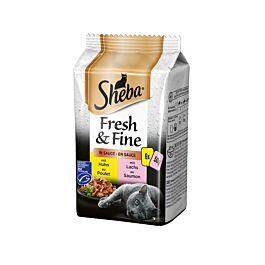 Sheba Fresh & Fine Feine Vielfalt