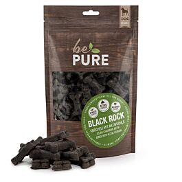 bePure Friandises pour chiens Black Rock charbon actif