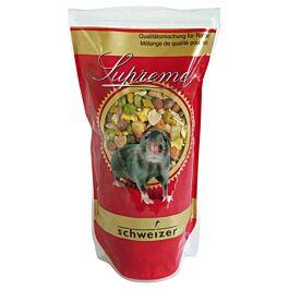 schweizer Rattenfutter Supreme Qualitätsmischung für Ratten