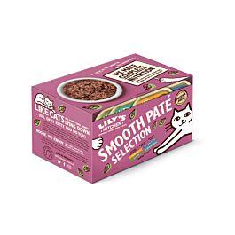 Lily's Kitchen Nassfutter für Katzen Smooth Paté Fleisch