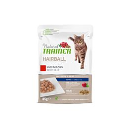 Trainer Natural Nassfutter Hairball Adult im Beutel