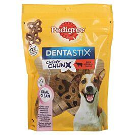 Pedigree Hundesnack Dentastix Chewy Chunx mit Rind