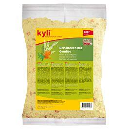 kyli Reisflocken mit Gemüse & Kräutern