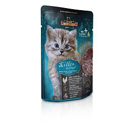 Leonardo Nourriture pour chatons à la Volaille