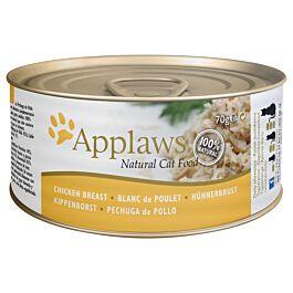 Applaws Katzenfutter Tin Hühnerbrust