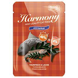 Harmony Cat Anti-Hairball Thunfisch & Lachs