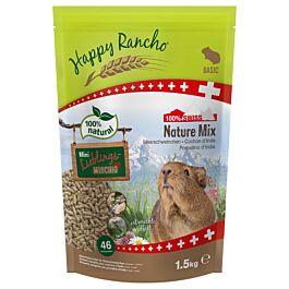 Happy Rancho Swiss Nature Mix Meerschweinchenfutter