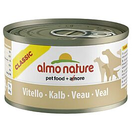 Almo Nature Hundefutter HFC Classic Adult Kalb