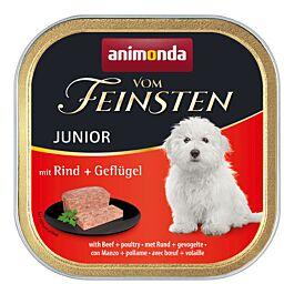 animonda Welpenfutter Vom Feinsten JUNIOR mit Rind & Geflügel