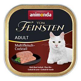animonda Katzenfutter Vom Feinsten Adult mit Multi Fleischcocktail
