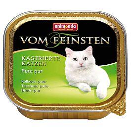 animonda Katzenfutter Vom Feinsten mit Pute pur