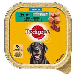Pedigree Senior mit Kalb & Geflügel