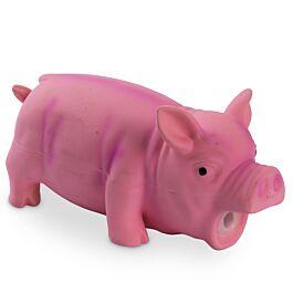 Freezack Hundespielzeug Latex Schwein