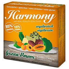 Harmony Green Power Vegetarisch