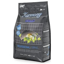 Harmony Cat Professional Adult Forelle