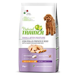 Trainer Hundefutter Natural Small & Toy Maturity Huhn