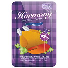 Harmony Cat Adult Beutel in Jelly 80g