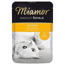 Miamor Katzenfutter Ragout Royale diverse Geschmacksrichtungen