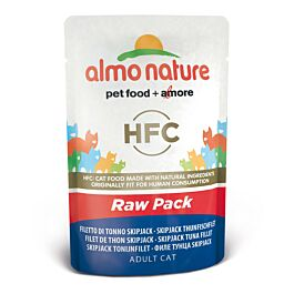 Almo Nature HFC Raw Pack Thunfisch