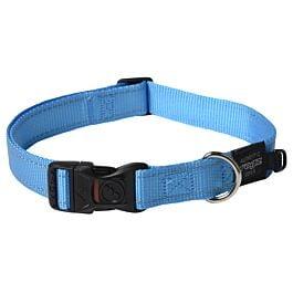 Rogz Utility Halsband Blau