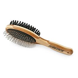 Freezack Bamboo Brosse double pour chiens & chats