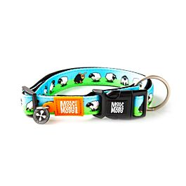 Max & Molly Smart ID Collier pour chiens Black Sheep