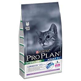 Pro Plan Cat Sterilised 7+ Truthahn