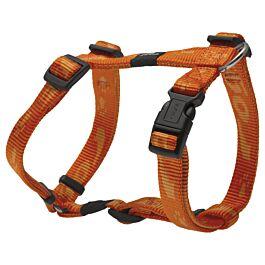 Rogz Alpinist Hundegeschirr Orange