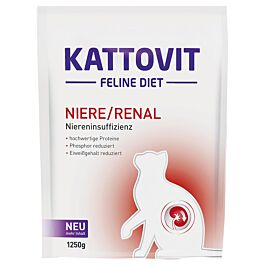 Kattovit Feline Diet 1.25kg Nieren/Diabetes