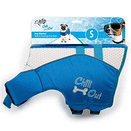 All for Paws AFP Chill Out Schwimmweste Hund mit Griff