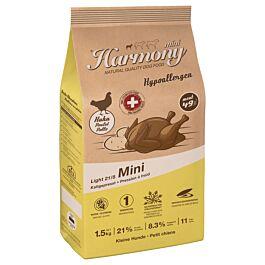 Harmony Dog Natural Mini Hypoallergen Light