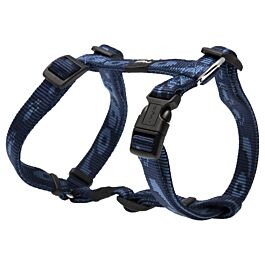 Rogz Alpinist Hundegeschirr Blau