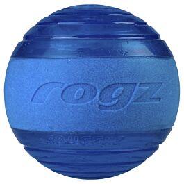 Rogz Rogz Squeekz Ball 6.4cm in verschiedenen Farben