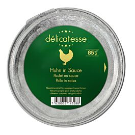 Harmony Cat Deluxe Délicatesse Huhn in Sauce 85g