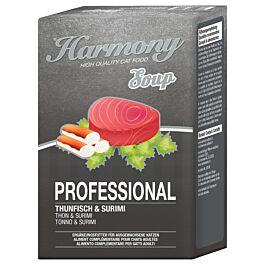Harmony Cat Professional Katzensuppe Thunfisch & Surimi