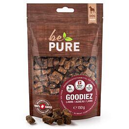bePure Snacks pour chien Goodiez 150g