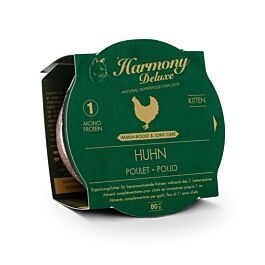 Harmony Cat Deluxe Cup Kitten Huhn Immun-Boost & Care